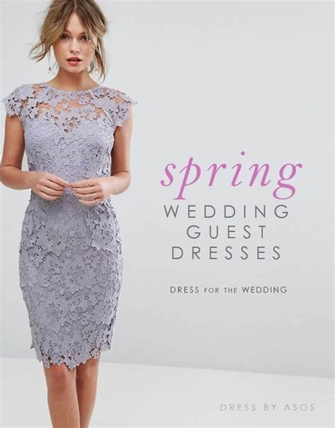 Spring Wedding Guest Dresses in 2019   Wedding Guest