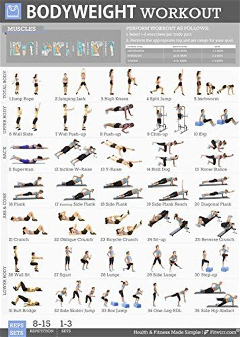 25 best ideas about at home workouts on
