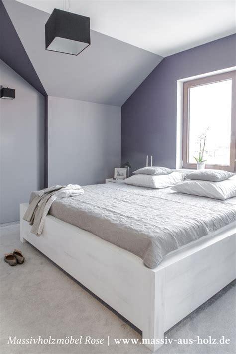 komfortbett holz komfortbetten ziehen ins schlafzimmer ein massiv aus holz