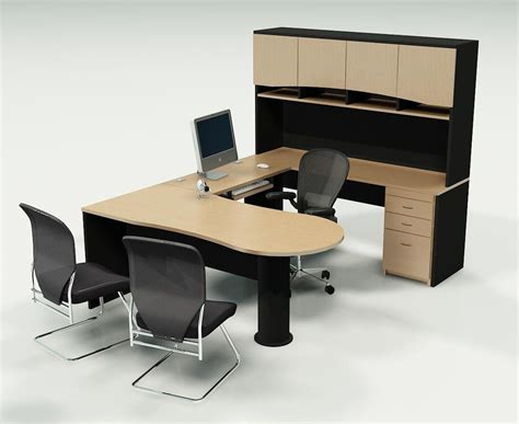 Cool Office Desks Cool Office Furniture Decosee
