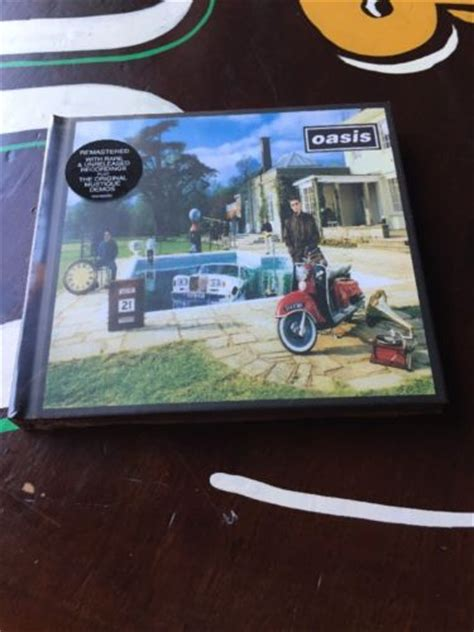 Cd Oasis Be Here Now Deluxe 2016 Isi 3cd Imported popsike oasis be here now deluxe edition new cd