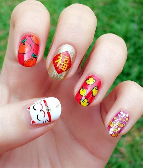 45 easy new years eve nails designs and ideas 2016 page 55 easy new years eve nails designs and ideas 2018 cat