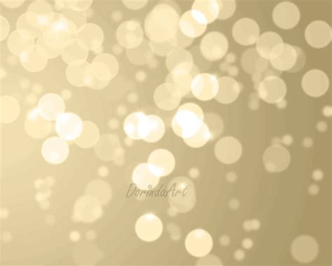 Make Your Own Home Decor by Christmas Background Bokeh Overlay Large Gold Photo Background