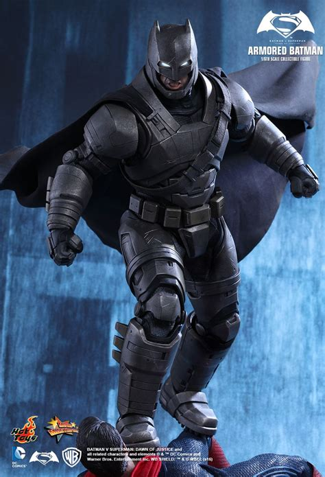 Hottoys Armored Batman Chocoolate toys batman v superman of justice armored batman 1 6th scale collectible figure