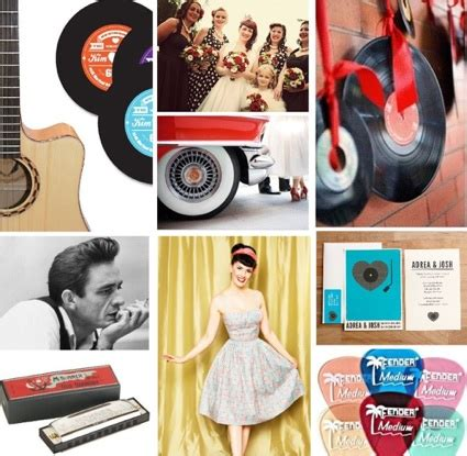 Rockabilly Wedding Song List by Pod And Pea