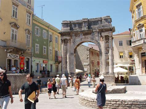 ufficio turismo croazia pola e dintorni viaggi vacanze e turismo dentale in croazia