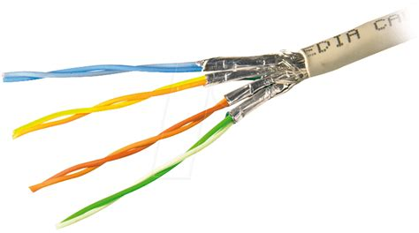 Kabel Stp 4x2 awg26 7 100c cat 7 patchkabel s stp pimf 600