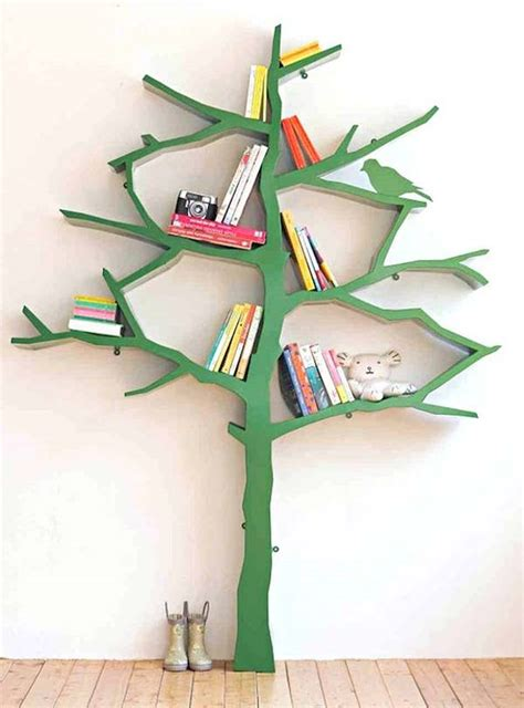 Jungle Nursery Ideas by 30 Ingenious Wall Tree Decorations To Beautify Your Home