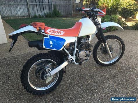 Honda Xr250 For Sale honda xr250r for sale in australia