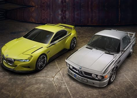 bmw concept csl power and elegance the bmw 3 0 csl hommage concept