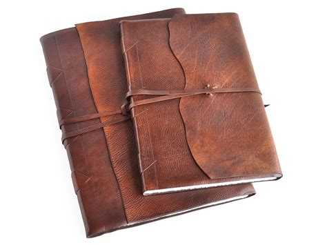 sketchbook leather luxury world leather wrap sketchbook with amalfi paper