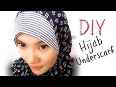 hijab underscarf pattern diy quot ninja underscarf quot hair and neck covering for under