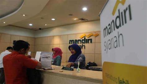 syariah mandiri bank syariah mandiri catatkan pertumbuhan pembiayaah di