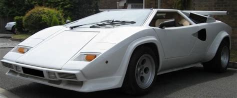 Lamborghini Car Kits For Sale For Sale Lamborghini Countach Kit Car Replica For Sale In