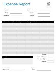 Business Expense Form Template How To Create An Expense Report Form