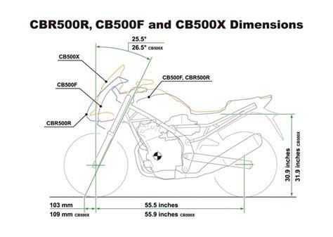 center height layout 2013 honda cb500x long term update month 4 rideapart