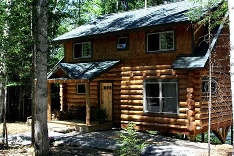 Log Cabin Rentals by Log Cabin Rental Near Lake Placid