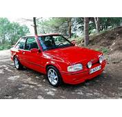 Ford Escort Xr3i SOLD 1988  Car And Classic