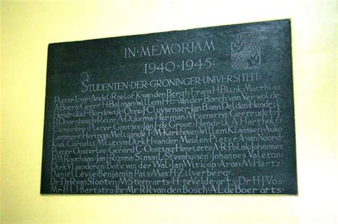 constructing modern identities students in germany 1815 1914 books plaque academy building groningen
