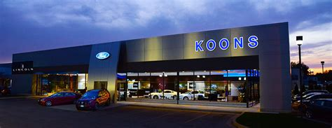 toyota dealerships in maryland virginia koons new used car dealers in maryland autos post