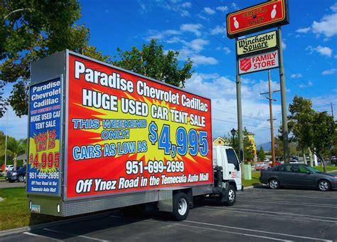 truck in san diego mobile billboard truck san diego california