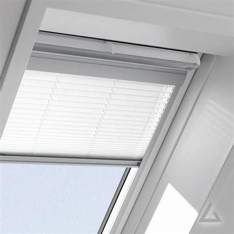 plissee shop velux plissees faltstores im dachgewerk dachfenster shop
