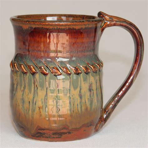Handmade Stoneware - stoneware mug handmade pottery