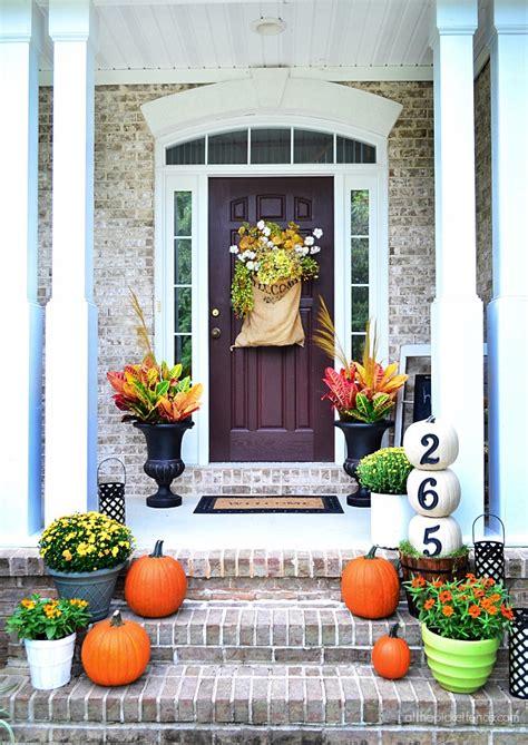 17 fall porch decor ideas craft o maniac