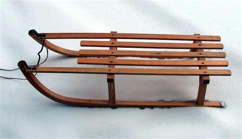 Schönes Holz by Schlitten Aus Holz Inspiration F 252 R Den Winter Archzine Net