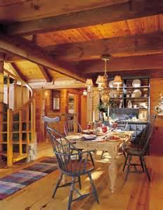 Log Cabin Homes Interior cozy cabin design ideas pictoral