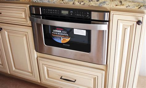Tru Cabinetry Microwave Drawer