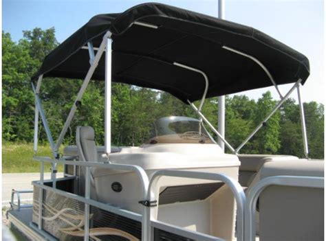 pontoon boat bimini top boot custom made pontoon boat bimini cover with stern light and
