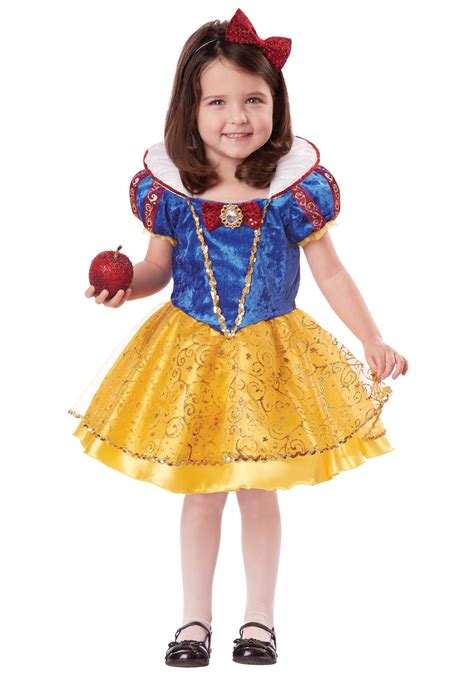 toddler costume deluxe toddler snow white costume