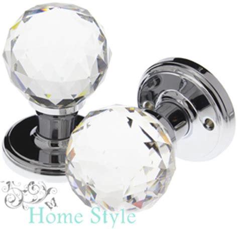 ebay glass door knobs home style glass door knobs large set of 2 ebay