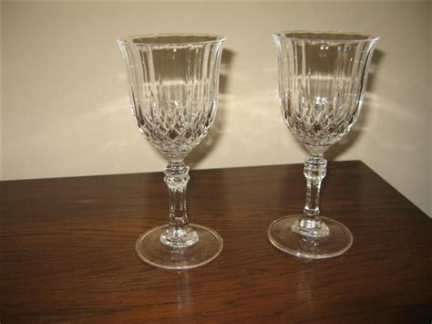 Wine Glasses Edmonton Kensington Royal Tudor Wine Glasses Charleswood