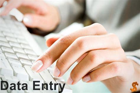 Make Money Doing Data Entry Online - earn doing online data entry jobs cyberzing com