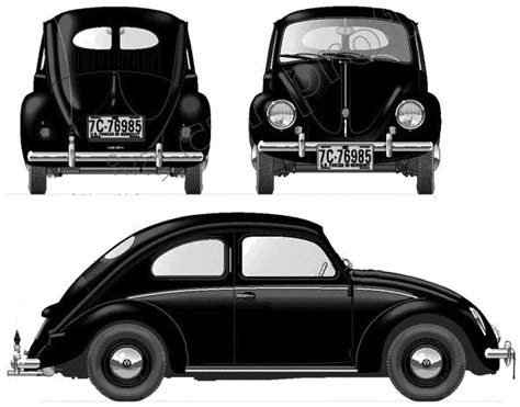original volkswagen beetle index of blueprints volkswagen