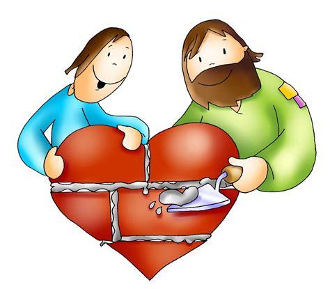 imagenes catolicas en caricatura el amigo que muestra el camino hacia la felicidad emaus