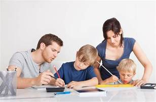teach from home how to teach children and learn from them
