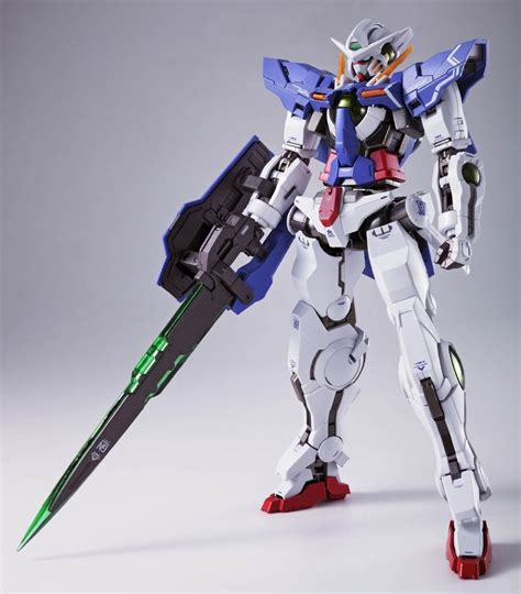 Kaos Anime Gundam 2 Exia difference of exia r3 from r2 ms gunpla