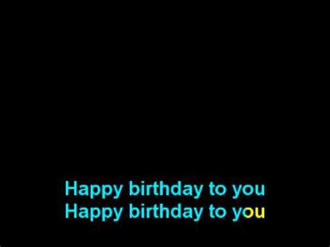 free download mp3 lagu happy birthday happy birthday panjang umurnya karaoke video lagu ulang