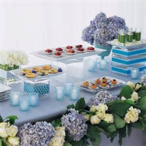 Buffet Table Designs Setting Buffet Table Ideas Indelink
