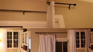 Properly Hang Curtains Decorating Install Curtain Rods The Yada Yada