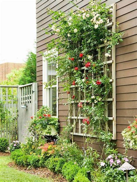 Trellis House trellis for the house gardens and gardening