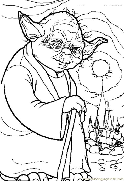 free coloring pages wars characters wars characters coloring home