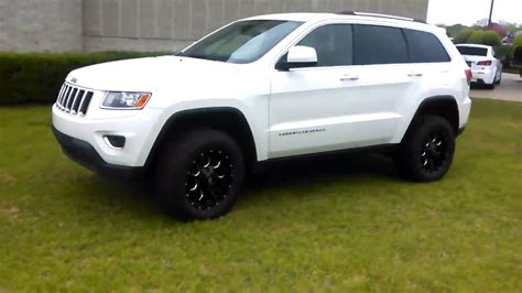 lifted jeep grand cherokee 2014 jeep grand cherokee with 2 5 quot suspension lift