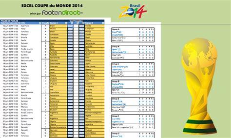 Calendrier Coupe De 2014 Calendrier Coupe Du Monde 2014 Date Et Horaires Coupe Du