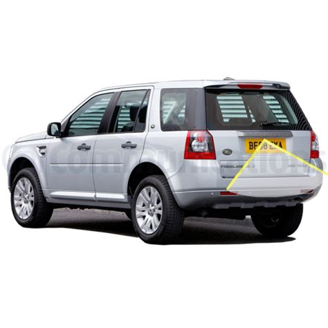 land rover rear land rover freelander ii rear view kit