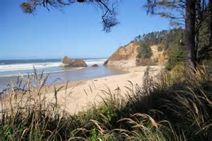arcadia beach state park oregon coast