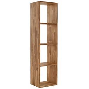 Box With Bookshelves Solid Oak Shelf Storage Box Shelves Display Shelving Unit